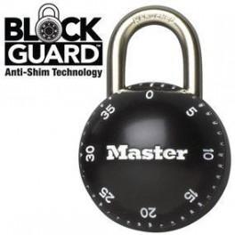 Cadenas Master Lock 2076BLK