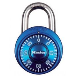 Cadenas Master Lock 1533EURDBLU