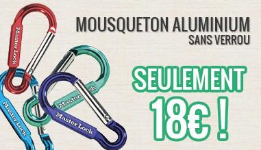 Mousqueton 603EURQ