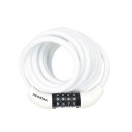 Câble à code Master Lock 8221EURDPROWHT